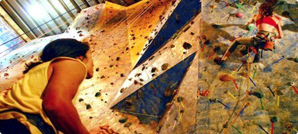 Casa de Pedra climbing gym, São Paulo