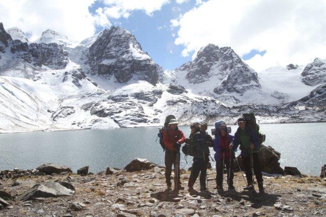 Acampamento Base Condoriri, Bolívia