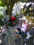 De São Roque seguimos até Sorocaba, SP - Ainda hoje meu pedal mais difícil.