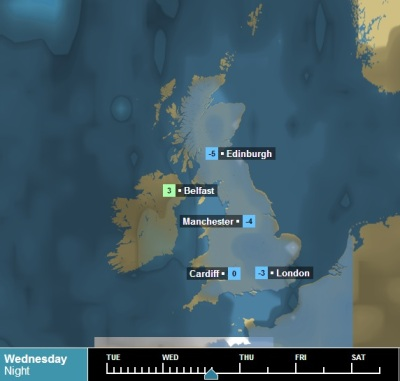 Weather UK