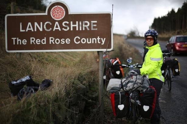 Lancashire, this is Lancashire