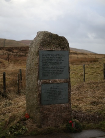The Shap Monument