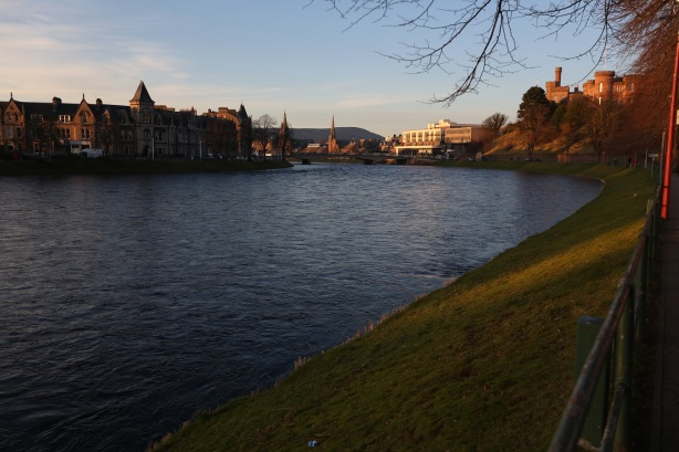 Banks of the River Ness