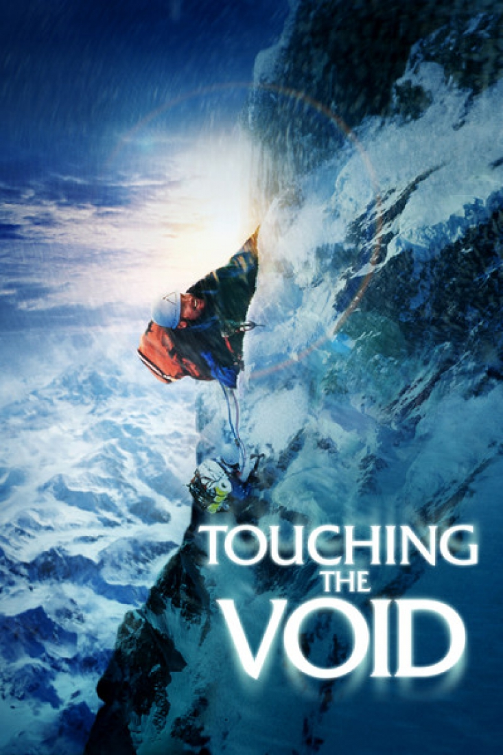 touching the void review Touching the void is a problematic experiment but an impressive one nonetheless actors brendan mackey and nicholas aaron star as simpson and yates, respectively, but .